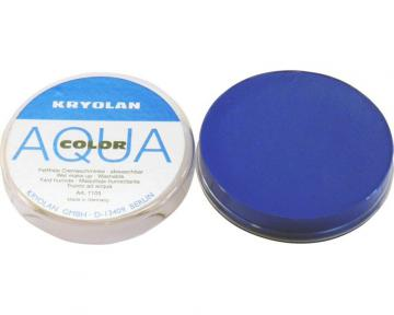 Maquillage Kryolan Aquacolor Dose 8ml / Bleu