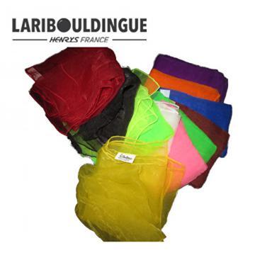 Foulards de Jonglerie Laribo : Lot de 12