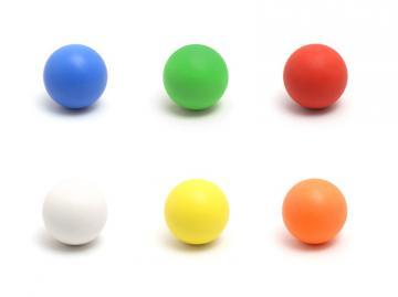 Balle de Rebond Play - G-Force - Ø 60 mm - 140 gr - couleurs au choix