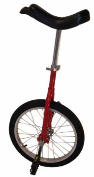 "Monocycle Only One Ø 40 cm - 16"" Rouge"