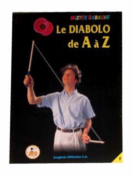 Livre Le Diabolo de A à Z de Mister Babache