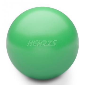 Balle Sans PVC Henry's HIX-ball Vert