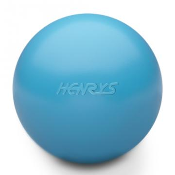 Balle Sans PVC Henry's HIX-ball Bleu