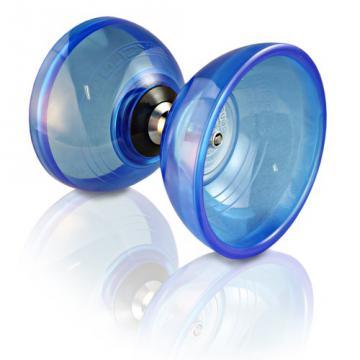 Diabolo Juggle Dream Cyclone Quartz v2 Triple Roulement