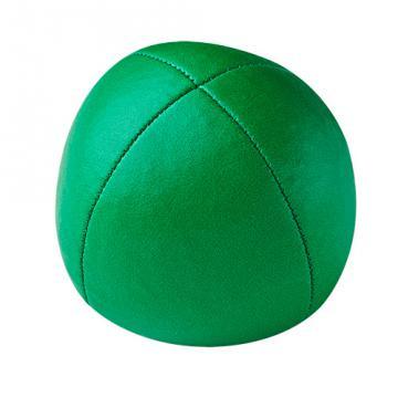 Balle de jonglerie Henry's sac compact cuir 67 mm / Vert
