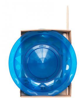 Assiette Chinoise Henry's + Baguette bois Pliable / Bleu
