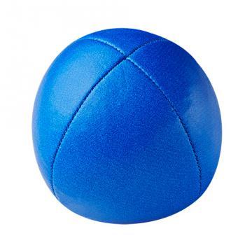 Balle de jonglerie Henry's sac compact cuir 67 mm / Bleu