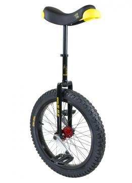 "Monocycle Qu'Ax Tout Terrain Muni Ø 50 cm - 19"" Isis"