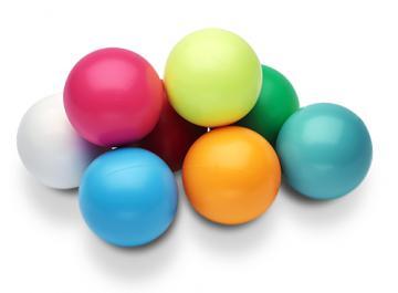Balle Sans PVC Henry's HIX-ball