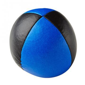 Balle Henry's sac compact cuir / Noir-Bleu