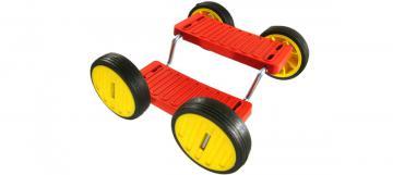 Acrobatique 4 roues - Pedal-go