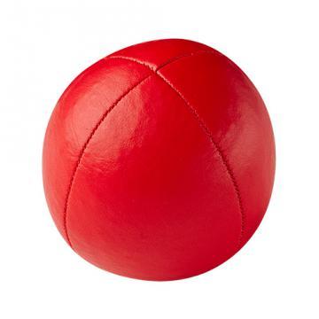 Balle de jonglerie Henry's sac compact cuir 67 mm / Rouge