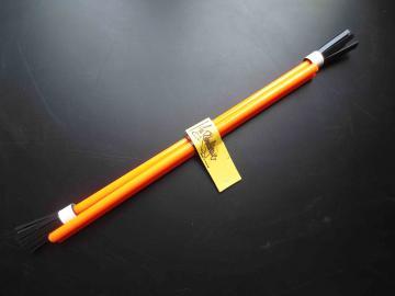 Bâton Fleur Laribo Orange Fluo