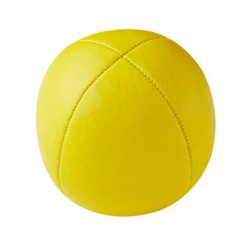 Balle de jonglerie Henry's sac compact cuir 67 mm / Jaune