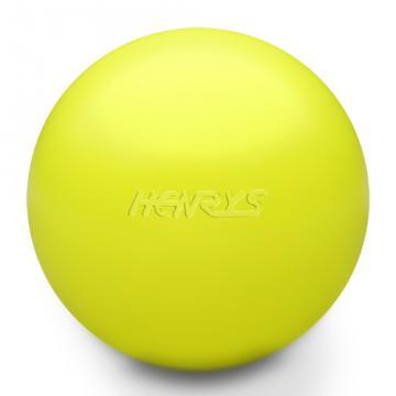 Balle Sans PVC Henry's HIX-ball Jaune