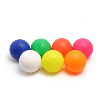 Balle Sil-X Play - Ø 67 mm - 110 gr - 1/3 de Silicone - couleurs
