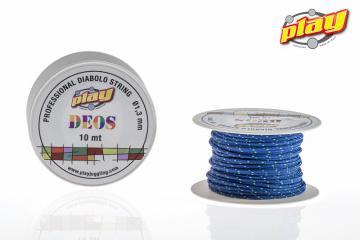 Ficelle de Diabolo Play en Nylon - Bobine de 10 m / Bleu Fluo