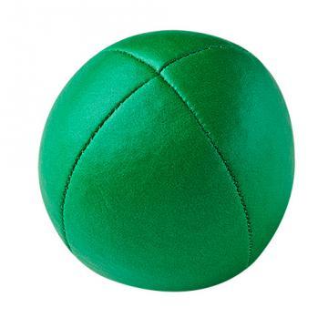 Balle de jonglerie Henry's en cuir - Ø 58 mm / Vert