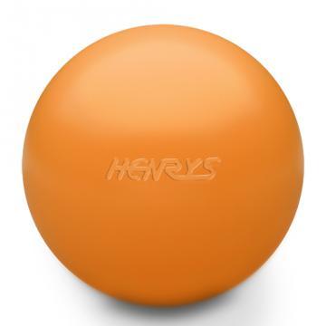 Balle Sans PVC Henry's HIX-ball Orange