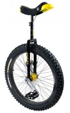 "Monocycle Qu'Ax Tout Terrain Muni Ø 60 cm - 24"" Isis"