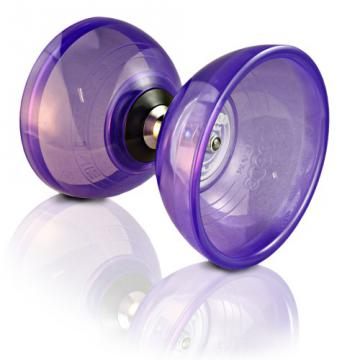 Diabolo Juggle Dream Cyclone Quartz v2 Triple Roulement
